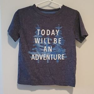 Today will be an adventure tee